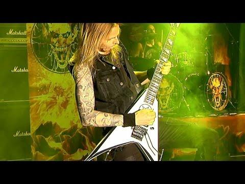 BLOODBOUND - Metal Monster (2016) // Official Live Clip // AFM Records