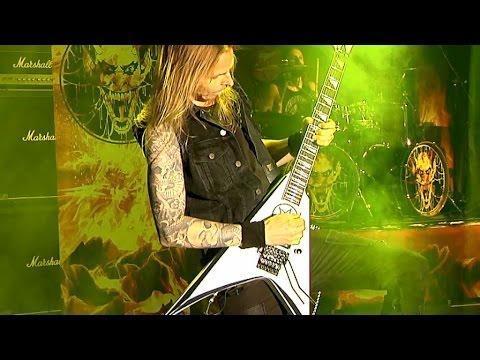BLOODBOUND - Metal Monster (2016) // Official Live Clip // AFM Records